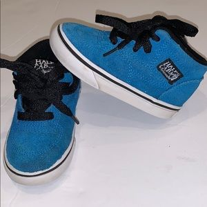 Vans Half Cab Boy's High Top Shoes